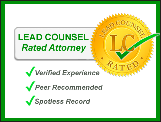 Lead Consel Rated Attorney